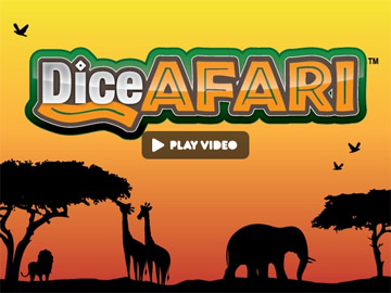 View the DiceAFARI Kickstarter video
