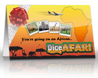DiceAFARI Gift Card