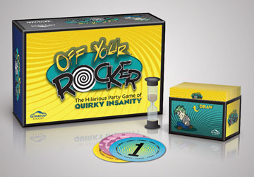 Off Your Rocker box and components