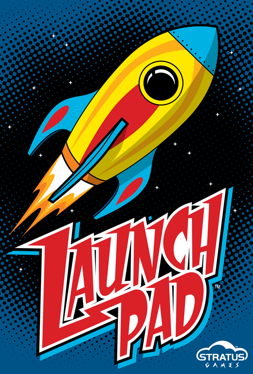 Launch Pad Card Game