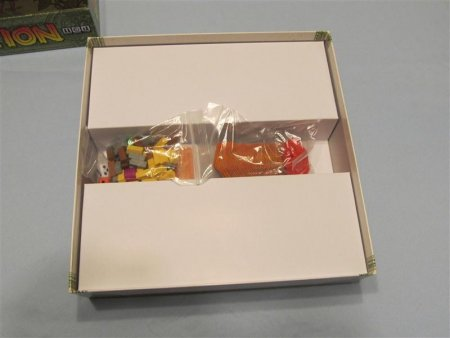 Components in box